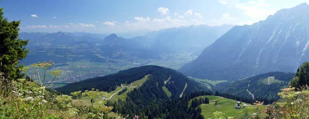 route panoramique Berchtesgaden