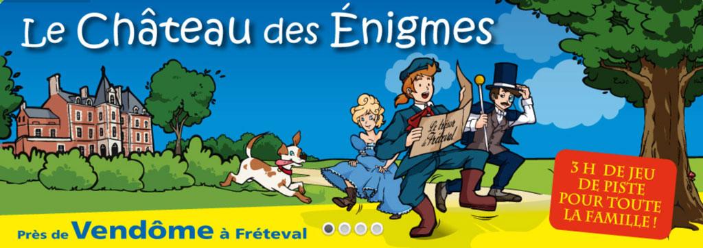 Château des Enigmes de Fréteval